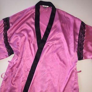 Victoria's Secret Lace Robe